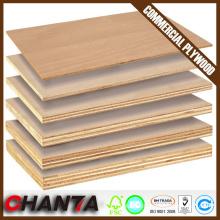 Mejor precio madera contrachapada comercial