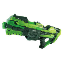 Luminous bullet flash juguete eléctrico de bala suave juguete pistola