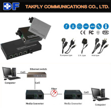 High Quality 10/100/1000m Fiber Optic Media Converter