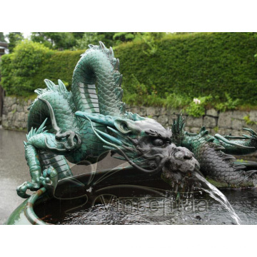 High quality water fountain dragon
