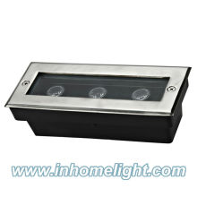AC85-265V 3W IP68 underground led lamps outdoor lamps