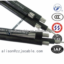 PVC Power Cable Quadruplex Service Drop