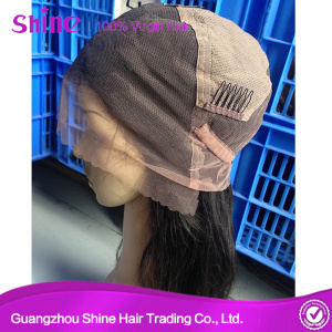 Human Full Lace Wigs With Baby Hair