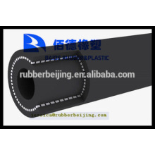 black rubber brake hose
