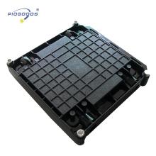 12 Cores Mini tipo de cierre de empalme de fibra óptica PGFOSC1012