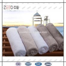 Guangzhou Fournisseur de serviettes de bain Luxury Hotel & Spa de coton 16s pour hôtel