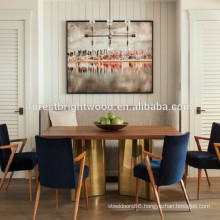 Transitional Dining Room Full White Composite Wooden Louvered Doors
