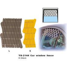 Cerca de la ventana del coche del animal doméstico, fuente del animal doméstico (YH-2144)