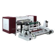 Corte a alta velocidad y máquina de rebobinado (ZFQ-C1100.1300)