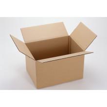 Таможня Гофрировала Коробки Бумаги Упаковывая Печатание