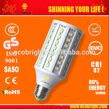 ГОРЯЧИЕ! 13W E27 теплый белый Светодиодная лампа привело кукурузы лампа 50000H CE качества