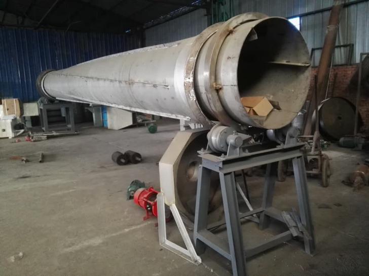 Drying furnace