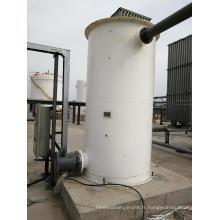 vaporisateur industriel à bain d'eau sous pression