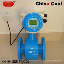 Medidor de flujo másico de la turbina de medición del agua residual de la mezcla de los líquidos de Dn50