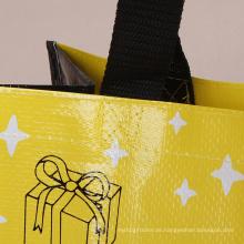 Heißer Verkauf Factory Direct Preis Kunststoffgewebte Tasche