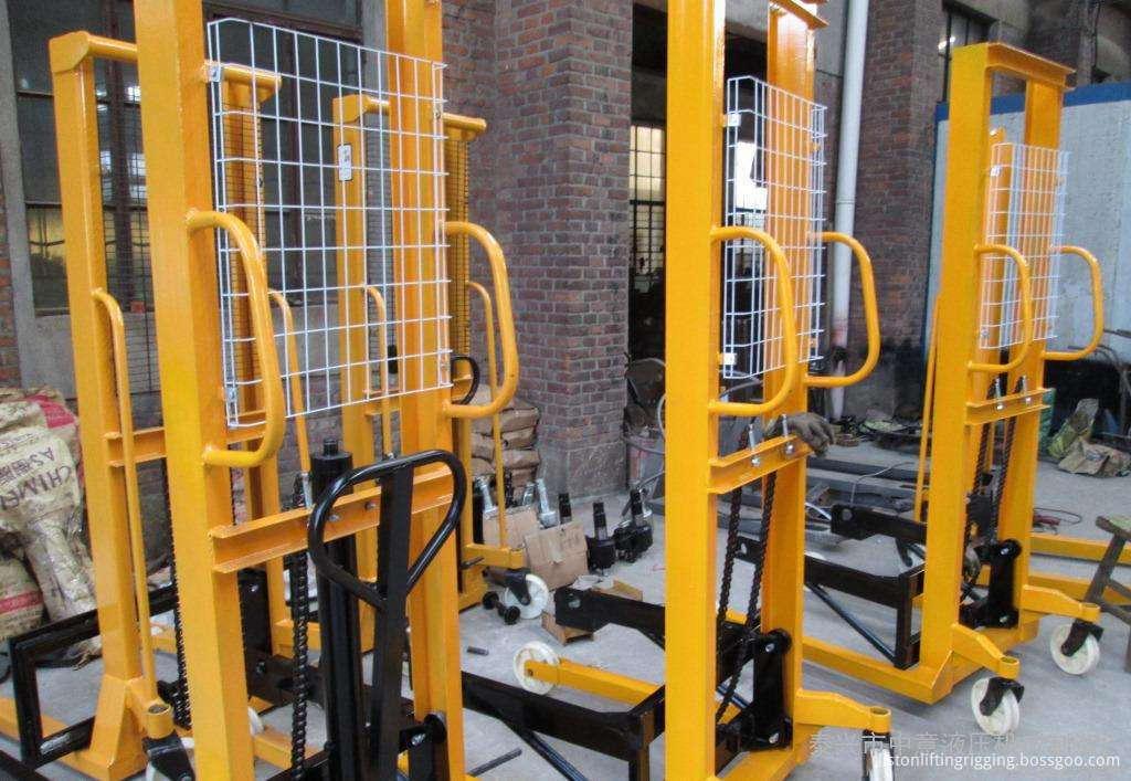 3 Ton Manual Forklift