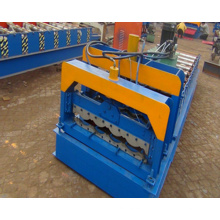 Hot Sale High Quality Galzed Tile Roll Forming Machine