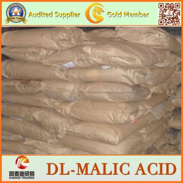 Aditivo alimenticio de alta calidad Dl-Ácido málico en venta