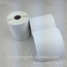 Papel térmico de 4 * 6 pulgadas fabricante de etiquetas compatible 1744907 dymo