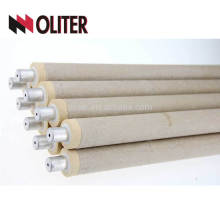 OLITER top sell tube-type b r s c wearable thermocouples u table with rhodium-platinum wire pt-rh thermocouple