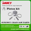 4500 5200 5800 ensembles piston tronçonneuse