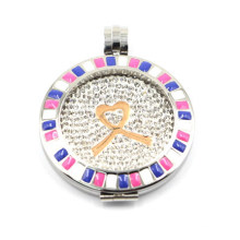 Factory Wholesaler Floating Locket for Necklace Pendant