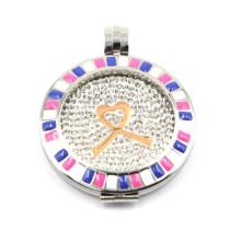 Фабрика оптовой продажи плавающей ожерелье для ожерелья подвеска
