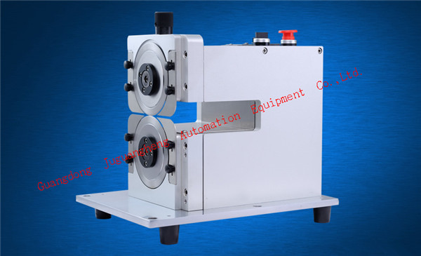 Practical JGH-201 PCB cutting machine 700+700 (8)