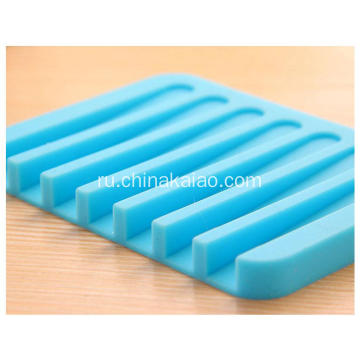 Custom Color Anti-slip Wholesale Soap Holder Rack