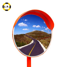 O acrílico convexo exterior do espelho 32inch para a segurança do tráfego da estrada wearproof expande a vista