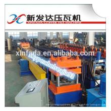 Estrada guardrail rolo formando máquina, barreira barreira rolo formando máquina, estrada guardrail máquina