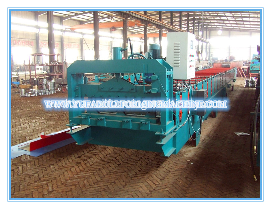 arch tile roll forming machine