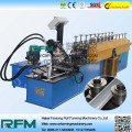 Keel roll forming machine, u track frame form machine