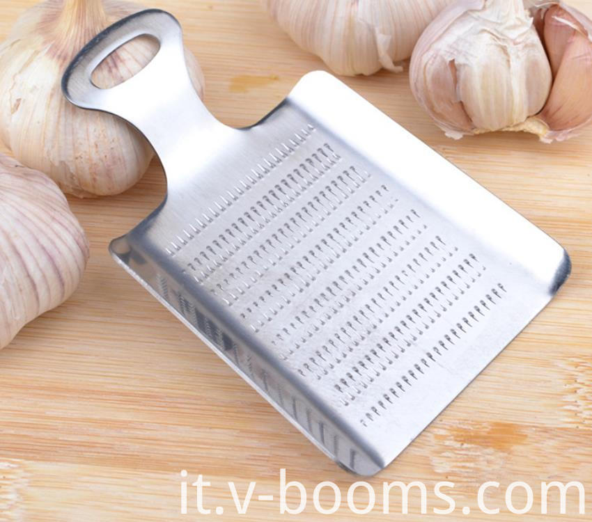 Stainless Steel Kitchen Gadget Garlic Press
