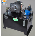 Vertical Quantitative Plunger High Pressure Pump Station