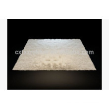 Wedding white floor mat