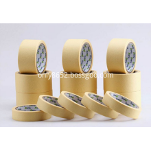 Light Yellow Color General Purpose Masking Tape