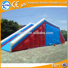 Commercial custom inflatable slip n slide in china