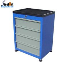 gabinete del rodillo de la caja de herramientas de Luoyang con el sistema de herramienta de mano