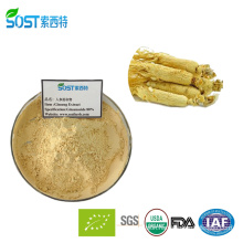 Organic Hot Selling Ginseng Leaf Extract with ISO