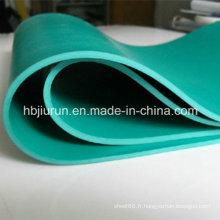 Feuille molle de PVC résistant à la corrosion pour l'industrie chimique