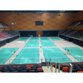 Badminton flooring sports flooring mat