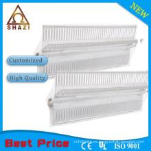 SHAZI fábrica de aluminio X-tipo de elemento de calefacción para convector