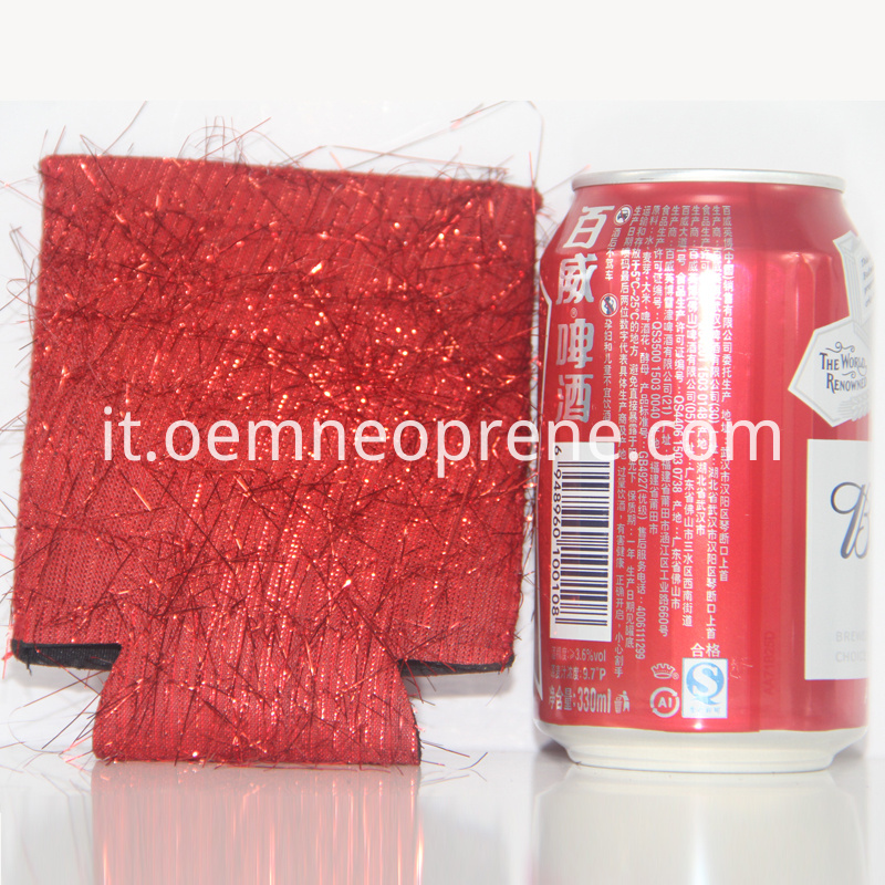 neoprene can cooler sleeves
