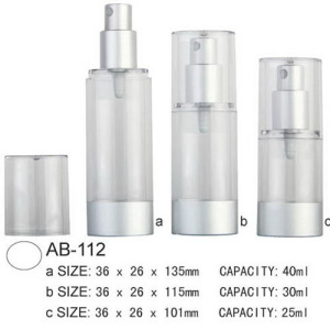 Airless-Lotion Flasche AB-112