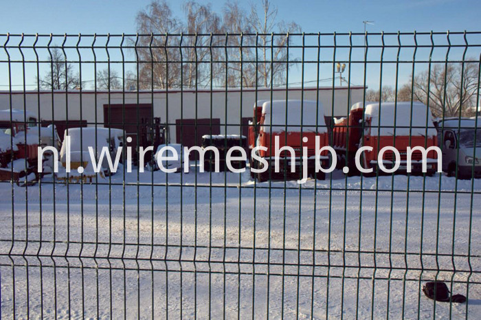 Security Fence Panel
