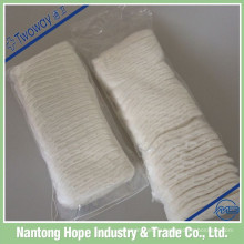 100% coton médical 200g coton en zigzag