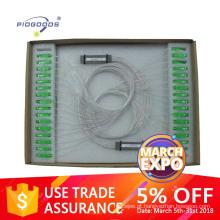 Divisor de fibra óptica 1x32 PLC