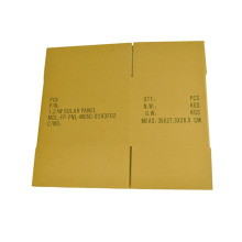 yellow carton of electronic products