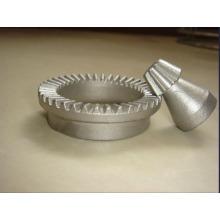 Bastidor de inversión del acero de carbono de OEM / ODM para las piezas de maquinaria